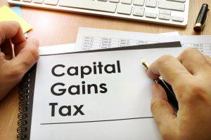 澳洲资本利得税
